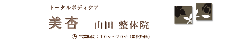 店名 トータルボディケア美杏(びあん)